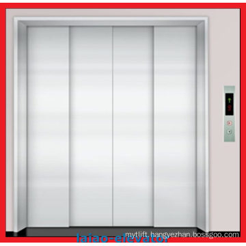 Hairline Stainless Steel Goods Lift Cargo Elevator Hot Sale