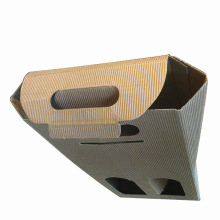Kraft Peper Shopping Bag with Window