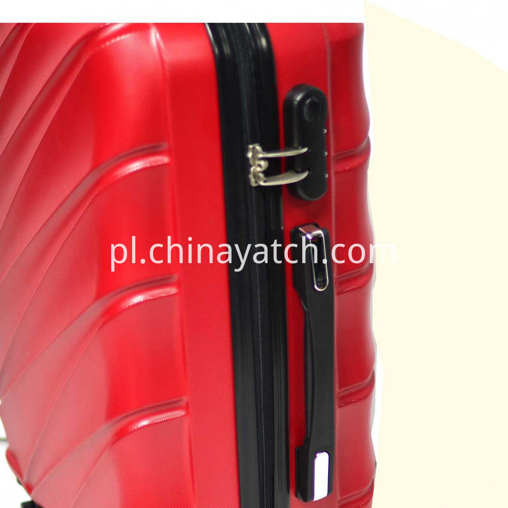 ABS Luggage Set with Common Lock
