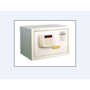 New Style Mini Metal Hidden Wall Size Hotel Safe from Ningbo