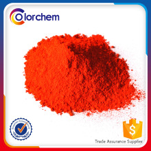 Pigment Orange 36, powder coating pigment