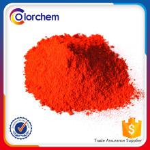 Pigmento laranja 36, pigmento de revestimento em pó
