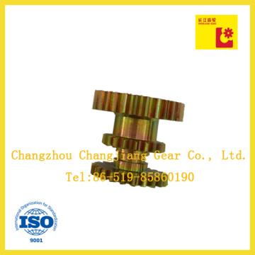 Roda dentada de engrenagens de transporte múltiplas de aço industrial