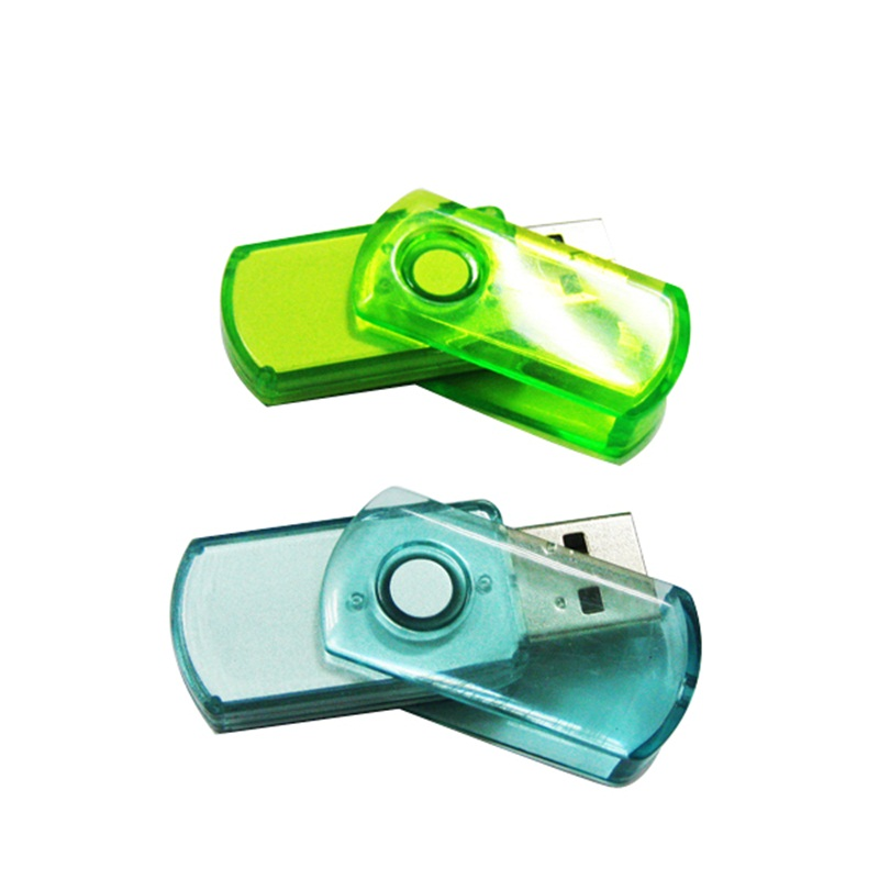 OEM Plastic Swivel Pendrive