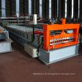 Preços de fábrica que fazem o painel de parede do material de construção Telhadura do metal que telha ondulada Rolo que forma a máquina para a venda