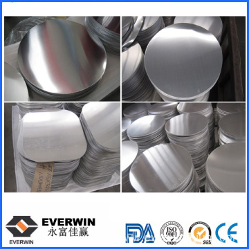 Aluminum Circle/Disc for Cookware Food Use