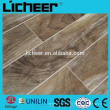 Fabricantes de Revestimento laminado na china Revestimento laminado em relevo pequeno piso de superfície
