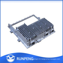 Communication parts in die casting aluminum
