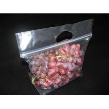 Transparent  Plastic Ziplock Bags For Vegetables