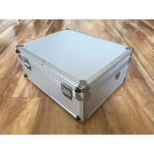 Diamond Shape Panel Aluminum Frame Case