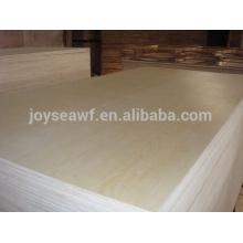 Contreplaqué / contreplaqué de construction / contreplaqué de construction de meilleure qualité / contreplaqué d'emballage, contreplaqué commercial