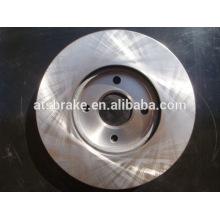 Полный литой тормозной диск, авто дисковые тормоза