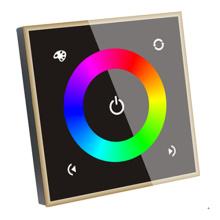 Controlador LED de panel de 4 canales RGBW