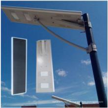 Luz solar integrada del jardín del LED del alto brillo