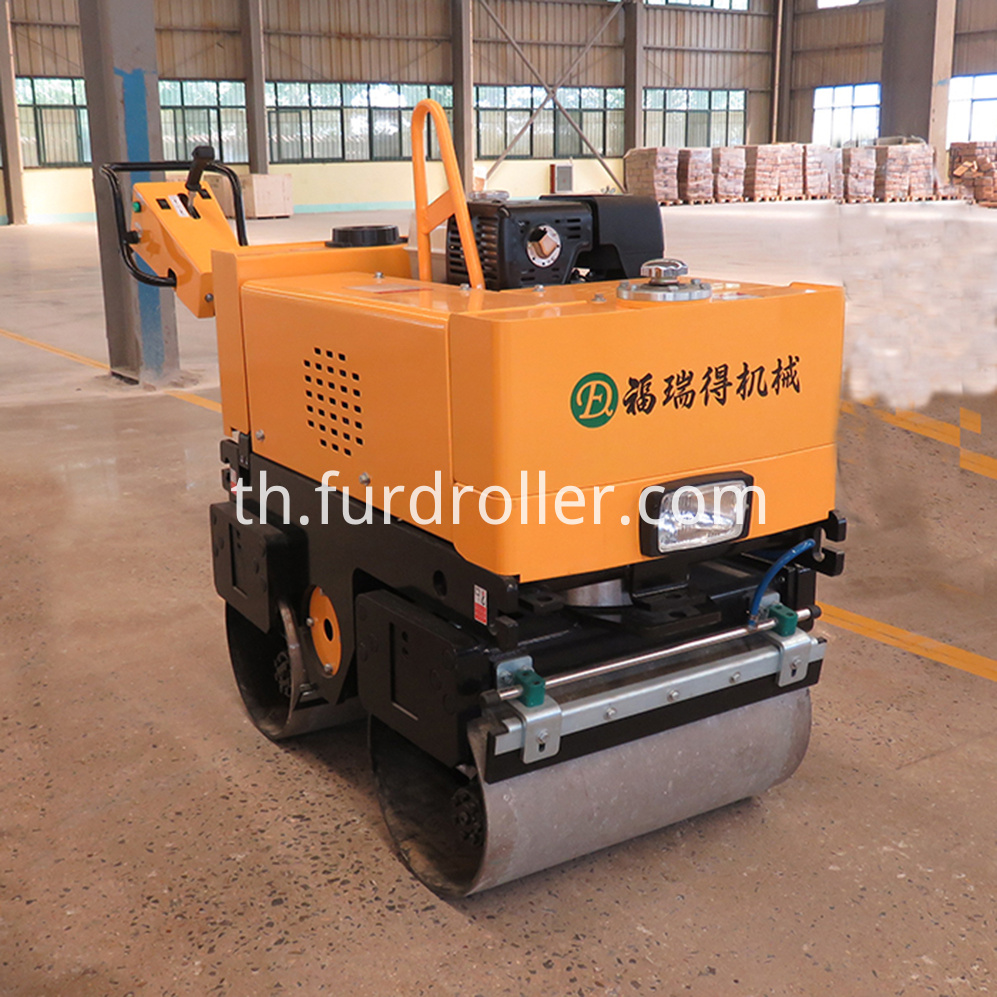 FYL-800 Mini Road Roller Vibratory
