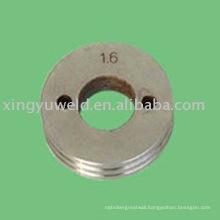 welding feeder roller