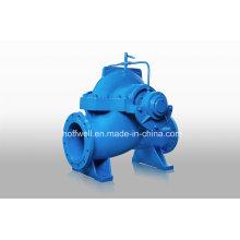 Einstufige doppelt saugende Split-Gehäuse (Case) Pumpe (TPOW)