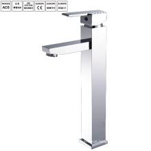 contemporary bathroom brass faucet