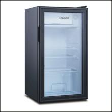 Мини-витрина с вертикальным охлаждением для напитков