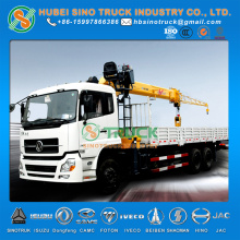 8T Truck Mounted Crane