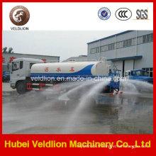 Nouveau camion d'arroseuse d'eau de 10-15cbm de LHD