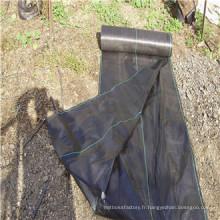 Weifang Xinhao Factory Supply Le réseau couvre-sol / tissu de contrôle des mauvaises herbes / géotextile