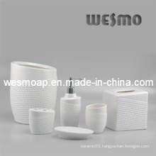 Top-Grade Porcelain/Golf Stlyle Ceramic Bathroom Accessories