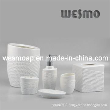 Top-Grade Porcelain/Golf Stlyle Ceramic Bathroom Accessories
