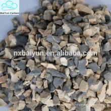 Approvisionnement professionnel de fabricant de la Chine 60% -88% Al2O3 calciné bauxite