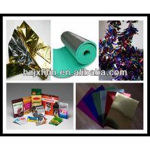 Revestimientos de plástico decorativos