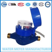 Control Remoto de Válvula con Cable Prepago Medidor de Agua