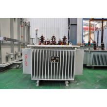 IEC 60076 Transformador de potência de distribuição de liga amorfa certificada