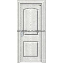 ПВХ деревянные двери / двери МДФ с ПВХ листового закончил JKD-1818 для интерьера дизайн номеров