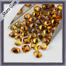 Top Quality Rectangle Shape Natural Citrine