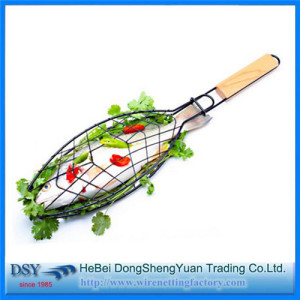 Crimp BBQ Grill Wire Mesh Netting
