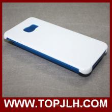 Caja del teléfono en blanco personalizados sublimación 3D para Samsung Galaxy S6 borde