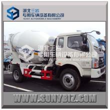 Foton 4X2 2000L Small Conceret Mixer Truck