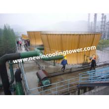 Torre de resfriamento industrial do resfriador
