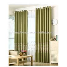 Cortina de ventana de estilo cortina de tela bordada de estilo de Turquía