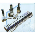 PC ABS Suitcase Sheet Extrusion Machinery, Production Line, Co-Extrusion in T Die.