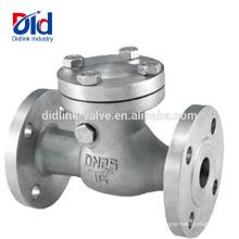 Backflow 3 4 Spring Return Inch For Water Line Wafer Din3202 F6 Swing Type Check Valve Standard