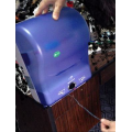 Dental floss machine with automatic detection