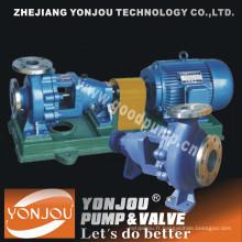 Pompe industrielle d'acide sulfurique nitrique