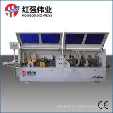 Hq5200y High Precision and High Efficiency Automatic Edge Banding Machine para Carpintaria