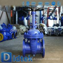 Didtek Papier Industrie DIN Schieber DN1400