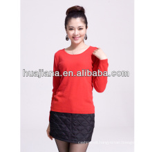 Inner Mongolia 100% cashmere sweater for women