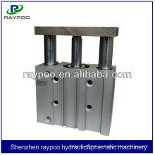 Cilindro neumático guillotina SMC MGP serise