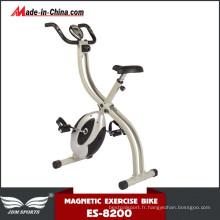 Vélo magnétique portatif professionnel se pliant pour des adultes (ES-8200)