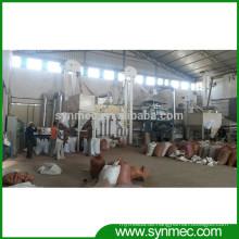 Sesam Paddy Samen Reinigung Anlage für Nigeria