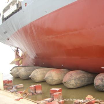 ship docking undocking pneumatic bv certificate rubber airbag